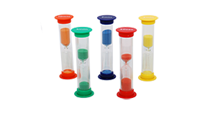Large and Mini Sand Timers