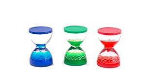 Sensory Bubble Hourglass
