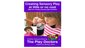 Creating Sensory Play at little or No Cost