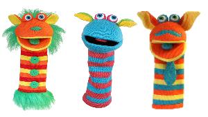 Sockette Puppet